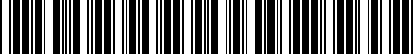 Barcode for 52128247AA