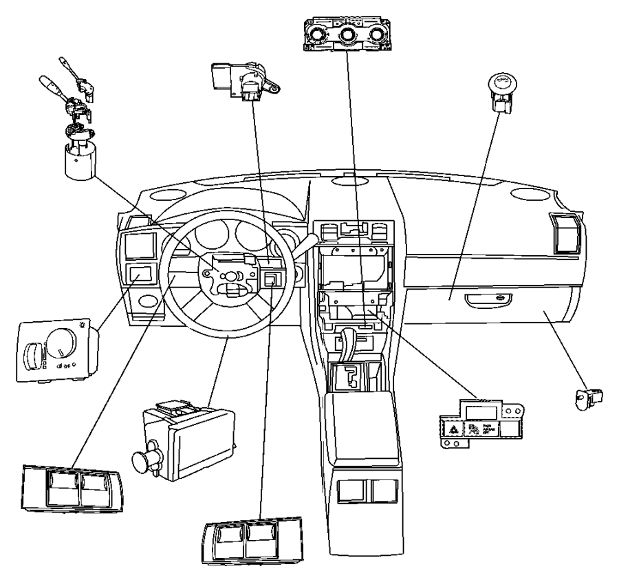 2006 Dodge Magnum Wiring Diagram