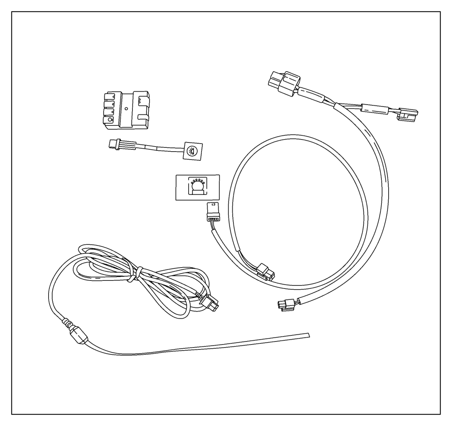 2012 Dodge Challenger Harness Lamp Led Wiring Tools