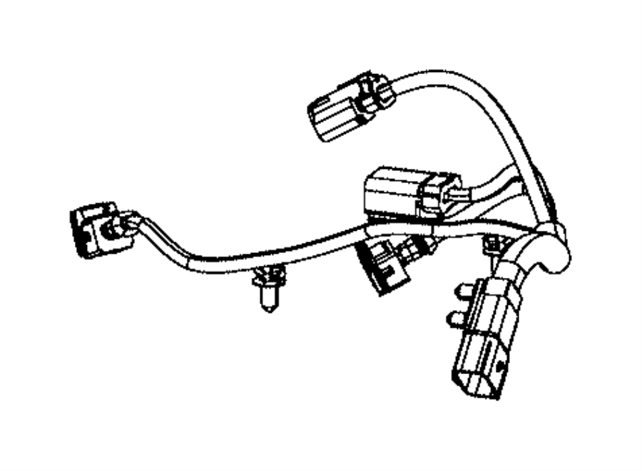 2014 jeep grand cherokee wiring  knock  oil pressure